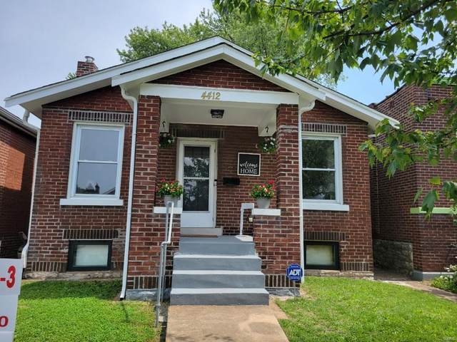 4412 Grace Avenue, St Louis, MO 63116 (#21054380) :: Clarity Street Realty