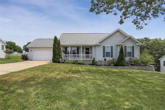 514 Eagle Ridge Drive, Union, MO 63084 (#21054400) :: Jenna Davis Homes LLC