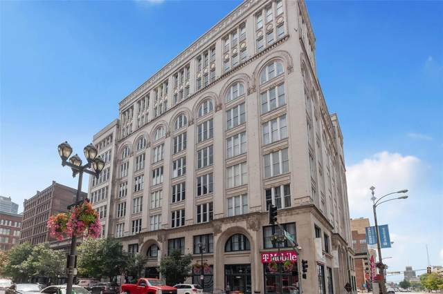 1136 Washington Avenue #608, St Louis, MO 63101 (#21054401) :: St. Louis Finest Homes Realty Group