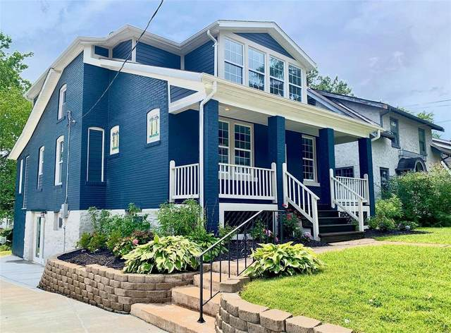 828 Clark Avenue, Webster Groves, MO 63119 (#21054418) :: Clarity Street Realty