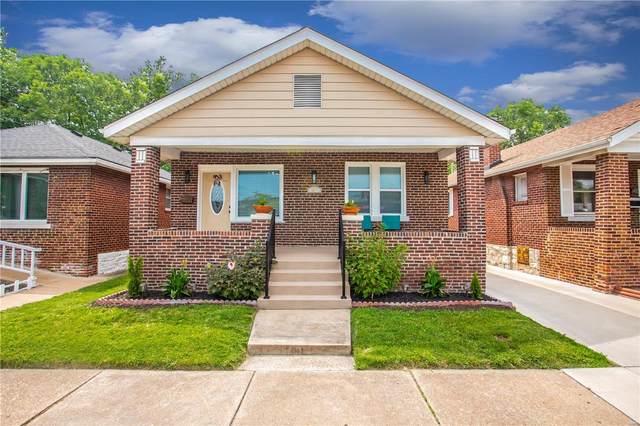 6009 Hampton Avenue, St Louis, MO 63109 (#21054419) :: Clarity Street Realty