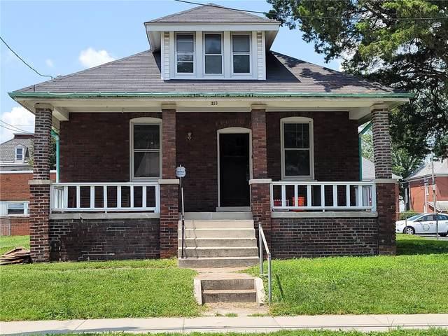 113 Mascoutah Avenue, Belleville, IL 62220 (#21054430) :: Parson Realty Group