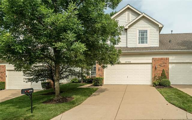 16760 Chesterfield Bluffs Circle, Chesterfield, MO 63005 (#21054439) :: RE/MAX Vision