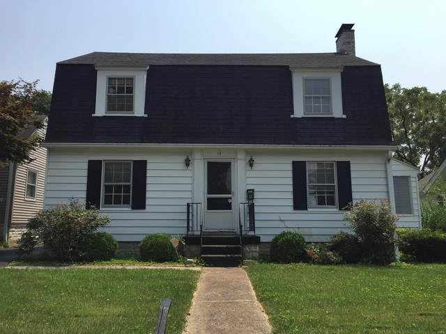 14 S 88th Street, Belleville, IL 62223 (#21054450) :: Clarity Street Realty