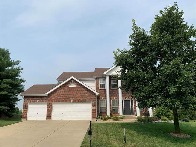 1401 Double Eagle Circle, Belleville, IL 62220 (#21054457) :: The Becky O'Neill Power Home Selling Team