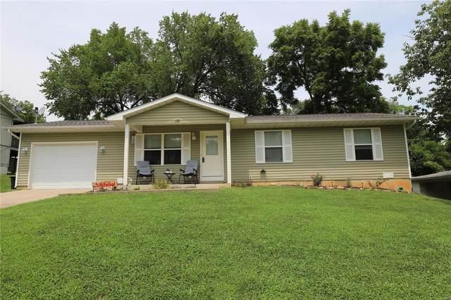 16 Wood Street, Park Hills, MO 63601 (#21054469) :: Clarity Street Realty