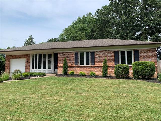 1009 Lark Avenue, St Louis, MO 63122 (#21054515) :: The Becky O'Neill Power Home Selling Team