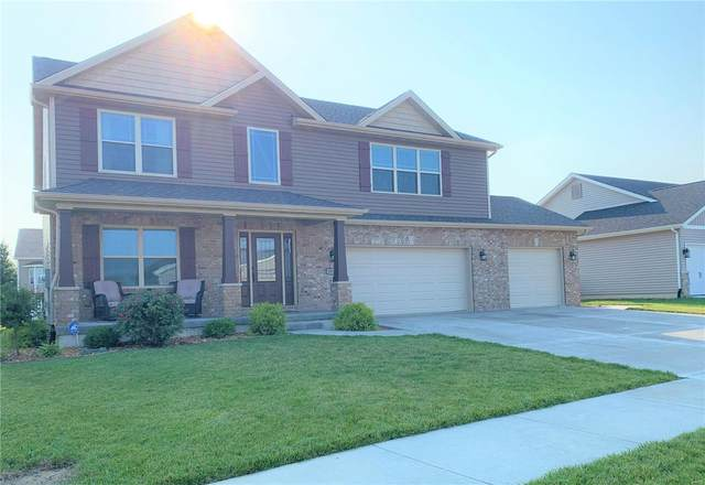 2516 Welsch, Shiloh, IL 62221 (#21054518) :: The Becky O'Neill Power Home Selling Team