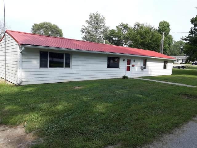 130 N Sanderson Avenue, Elsberry, MO 63343 (#21054519) :: RE/MAX Vision