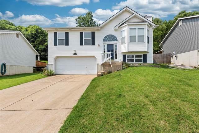1100 Fenton Park, Fenton, MO 63026 (#21054522) :: St. Louis Finest Homes Realty Group