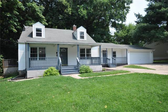 614 Greenwood, Collinsville, IL 62234 (#21054524) :: St. Louis Finest Homes Realty Group
