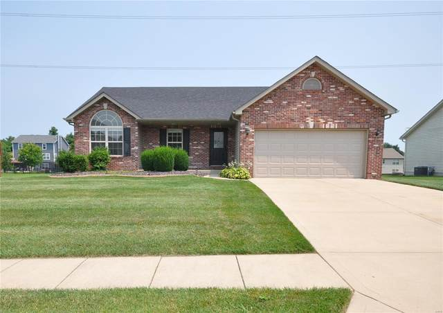 2409 Calico, Maryville, IL 62062 (#21054545) :: St. Louis Finest Homes Realty Group