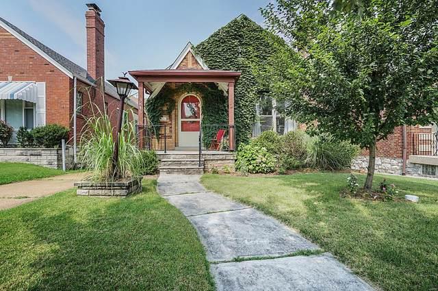 3815 Sulphur Avenue, St Louis, MO 63109 (#21054562) :: Century 21 Advantage