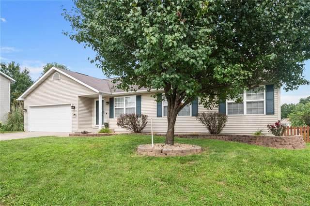 976 Dunberry Dr, Shiloh, IL 62269 (#21054585) :: Walker Real Estate Team