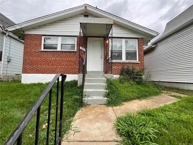4161 Schiller Place, St Louis, MO 63116 (#21054620) :: Century 21 Advantage
