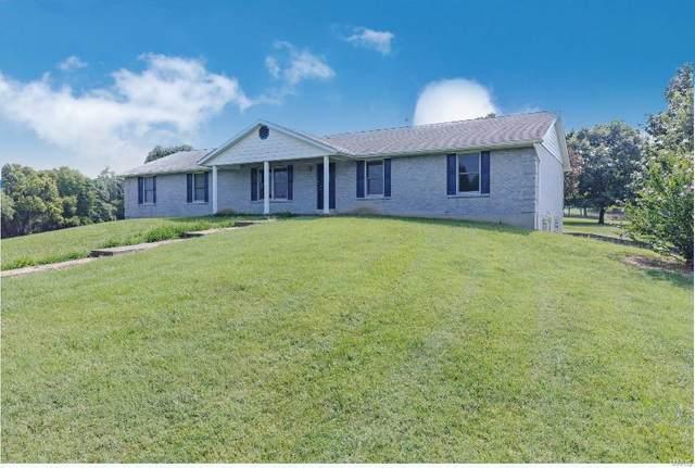 9674 Whelan Est., Hillsboro, MO 63050 (#21054630) :: RE/MAX Vision