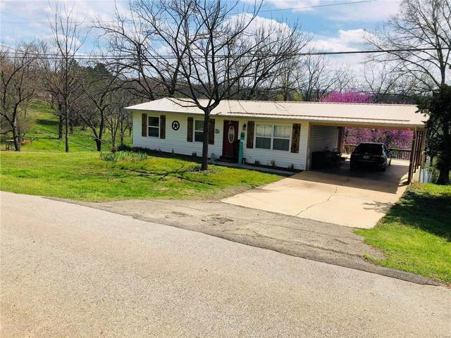 107 Hickory, Piedmont, MO 63957 (#21054639) :: Clarity Street Realty