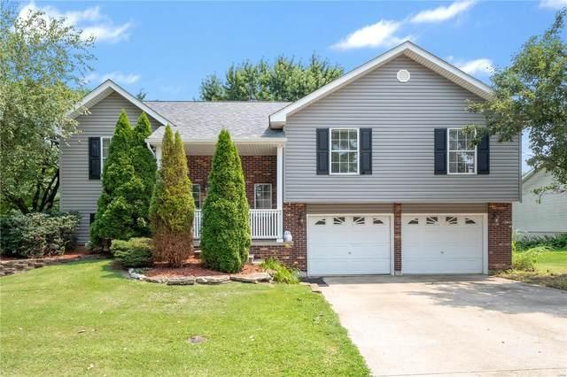533 Meadowlark Street, Troy, IL 62294 (#21054653) :: Hartmann Realtors Inc.