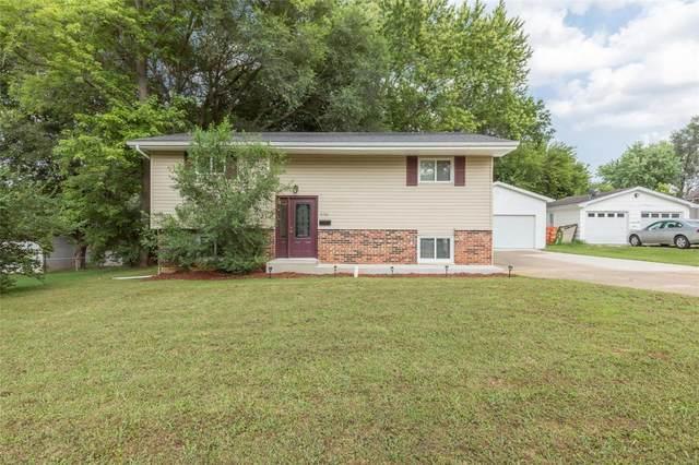 406 N Carleton, Farmington, MO 63640 (MLS #21054692) :: Century 21 Prestige