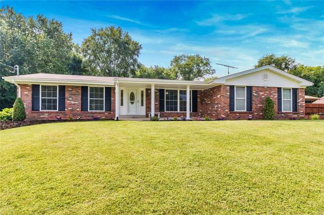 4423 Green Valley Drive, Arnold, MO 63010 (#21054701) :: Parson Realty Group