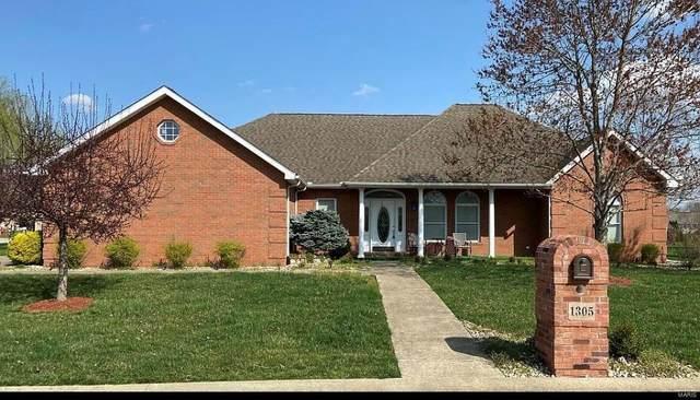 1305 Arbicola, MARION, IL 62959 (#21054726) :: Jenna Davis Homes LLC