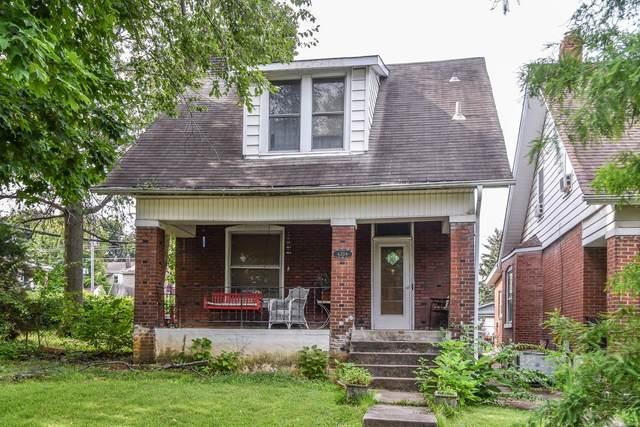 6204 Marmaduke Avenue, St Louis, MO 63139 (#21054739) :: Century 21 Advantage