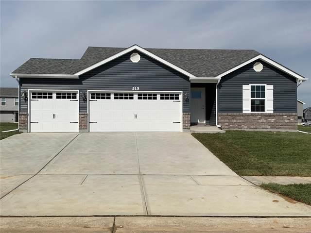 214 Huntleigh Parkway, Wentzville, MO 63385 (#21054757) :: Jenna Davis Homes LLC