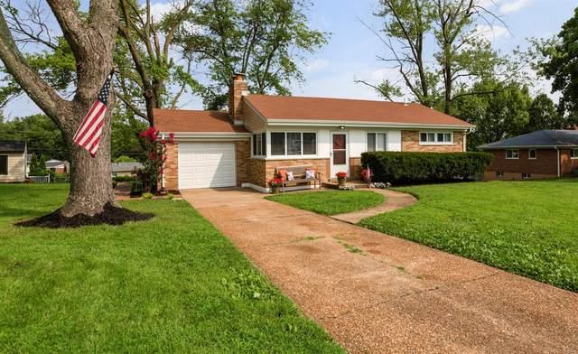 4671 Venarde Drive, St Louis, MO 63128 (#21054771) :: RE/MAX Vision