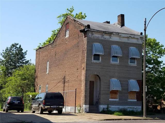 3618 S Broadway S, St Louis, MO 63118 (#21054784) :: Delhougne Realty Group
