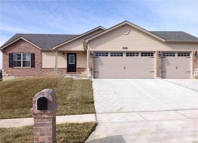 204 Huntleigh Parkway, Wentzville, MO 63385 (#21054787) :: Jenna Davis Homes LLC