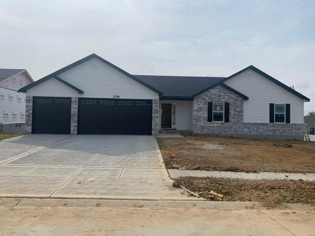 202 Huntleigh Parkway, Wentzville, MO 63385 (#21054790) :: Jenna Davis Homes LLC