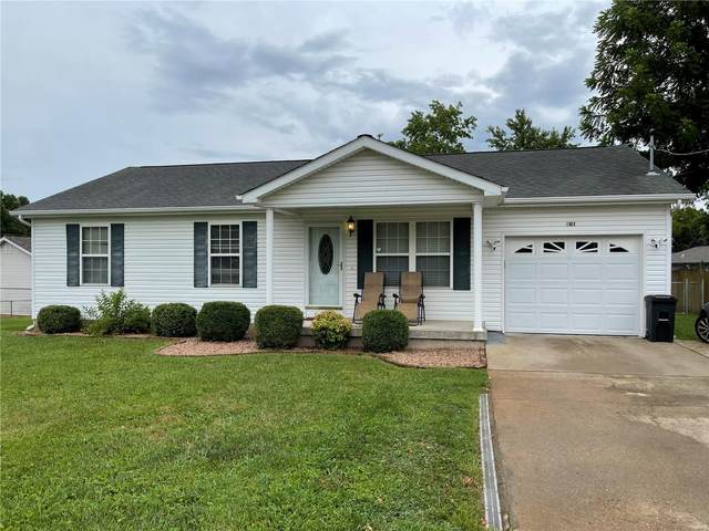 601 First Street, Park Hills, MO 63601 (#21054808) :: RE/MAX Vision