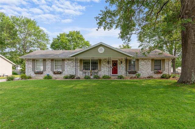 905 Enos Lane, Godfrey, IL 62035 (#21054832) :: St. Louis Finest Homes Realty Group