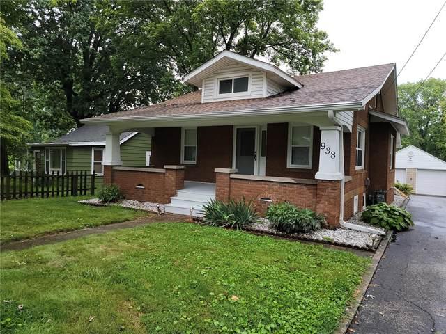 938 W Delmar Avenue, Godfrey, IL 62035 (#21054835) :: RE/MAX Vision