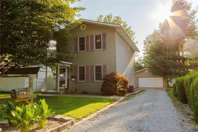 405 N Cherry Street, Freeburg, IL 62243 (#21054848) :: Hartmann Realtors Inc.
