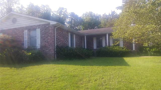 1307 S Deer Trail, Fredericktown, MO 63645 (#21054875) :: Mid Rivers Homes