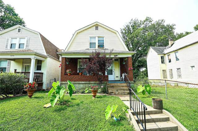 6208 Bailey, St Louis, MO 63121 (#21054888) :: Terry Gannon | Re/Max Results