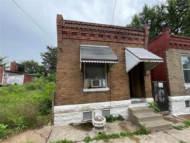 3720 Salena, St Louis, MO 63118 (#21054990) :: RE/MAX Vision