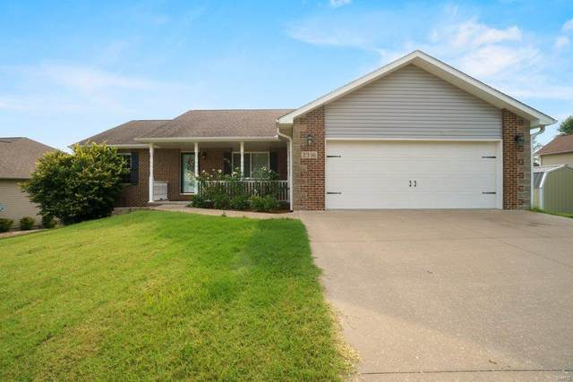 2316 Woodland Hills Drive, Cape Girardeau, MO 63701 (#21055052) :: Clarity Street Realty