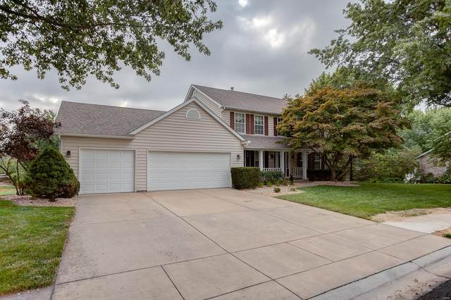 1310 Winding Creek Court, O'Fallon, IL 62269 (#21055063) :: St. Louis Finest Homes Realty Group
