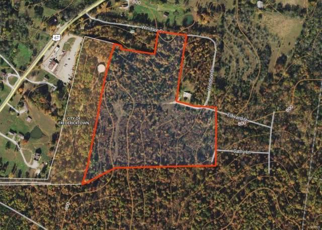 0 Off Windsor Drive, Fredericktown, MO 63645 (#21055067) :: Realty Executives, Fort Leonard Wood LLC