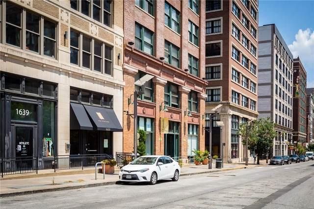 1635 Washington Avenue #204, St Louis, MO 63103 (#21055078) :: Parson Realty Group