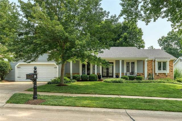2034 Sun Flower Court, Chesterfield, MO 63017 (#21055094) :: RE/MAX Vision