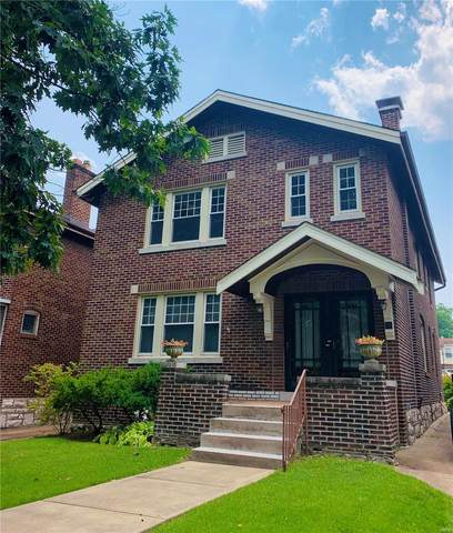 3816 Fillmore, St Louis, MO 63116 (#21055119) :: Parson Realty Group