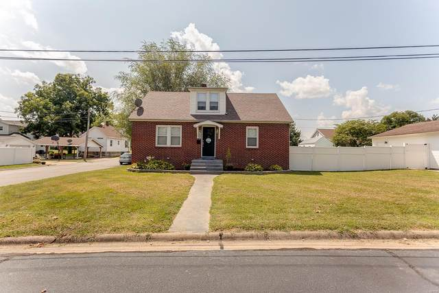 517 Bloom Street, RED BUD, IL 62278 (#21055140) :: Terry Gannon | Re/Max Results