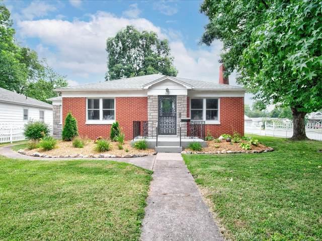 512 W Broadway Street, Steelville, IL 62288 (#21055146) :: Jenna Davis Homes LLC