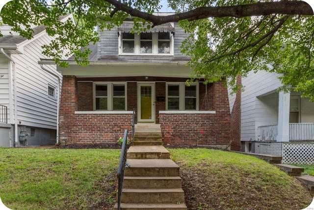 6224 Marmaduke, St Louis, MO 63139 (#21055148) :: Kelly Hager Group   TdD Premier Real Estate