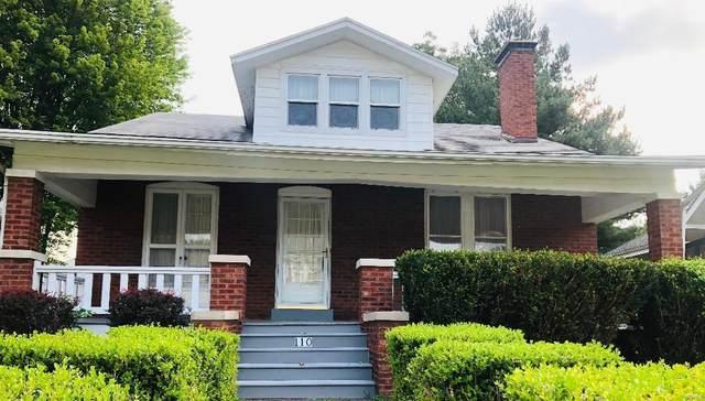 110 S Virginia Avenue, Belleville, IL 62220 (#21055179) :: RE/MAX Vision