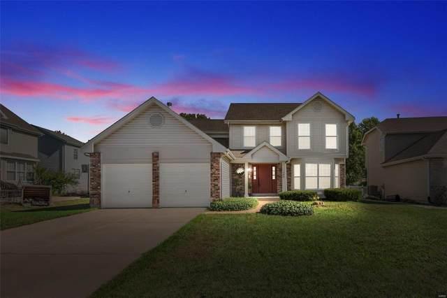 705 Falcon Hill Trail, O'Fallon, MO 63368 (#21055209) :: Reconnect Real Estate