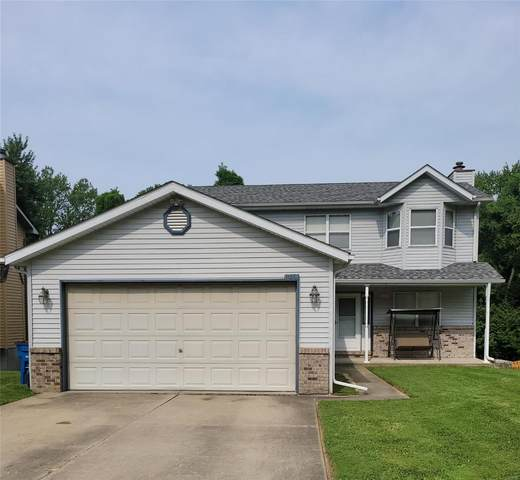 1219 Jacquelyn Court, Maryville, IL 62062 (#21055211) :: RE/MAX Vision